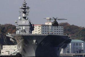 Nhật Bản xem Trung Quốc là mối đe dọa chính