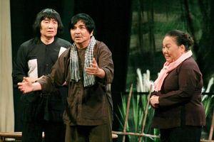 Chương trình sân khấu cải lương Hoa phụ mẫu