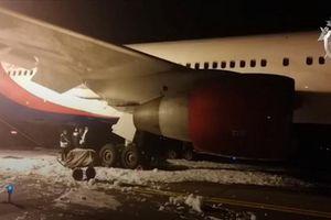 Nga khởi tố vụ hạ cánh khẩn máy bay Boeing xuất phát từ Việt Nam