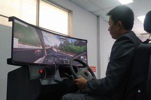 Cabin tập lái điện tử gần 500 triệu/cái: Có thiết thực hay...?