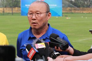 HLV Park nói gì về KQ bốc thăm VCK U23 châu Á?