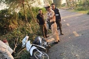 Hải Dương: Xót xa nữ sinh tử vong vì bị cây cưa đổ đè trúng
