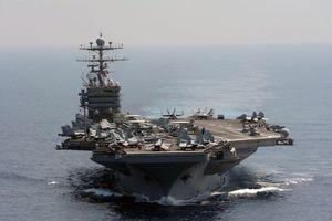 Cận cảnh dàn vũ khí uy lực Mỹ tung đến Trung Đông để sẵn sàng nghiền nát kẻ thù