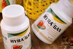Cẩn trọng với thông tin quảng cáo thực phẩm bảo vệ sức khỏe Hyra gan