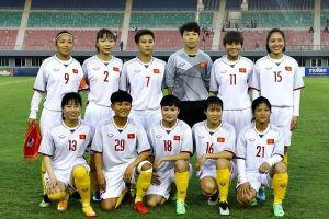 Lịch thi đấu bóng đá nữ SEA Games 30