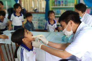 'Hơn 95% học sinh bị sâu răng do vệ sinh răng miệng kém'
