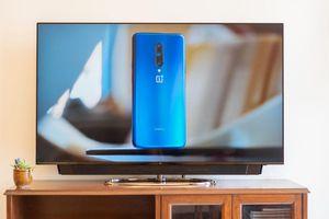 OnePlus ra mắt TV đầu tiên: QLED 4K 55 inch HDR, giá 1.408 USD