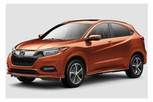 Honda HR-V giảm giá mạnh, quyết đấu Hyundai Kona, Ford Ecosport