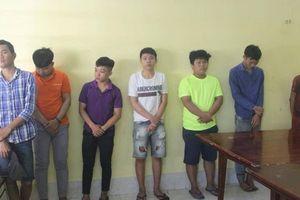 Vụ nhóm thanh niên bao vây đập xe dân phòng: Bắt 8 đối tượng