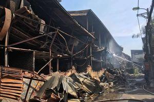 Phòng cháy, chữa cháy tại các kho xưởng: Không để 'mất bò mới lo làm chuồng'!