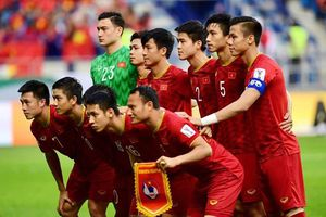 VTV xác nhận có bản quyền trận đội tuyển Việt Nam gặp Indonesia tại vòng loại World Cup 2022
