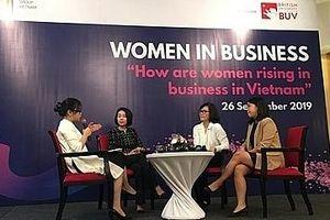 Vẫn còn rào cản về vai trò lãnh đạo của phụ nữ trong doanh nghiệp