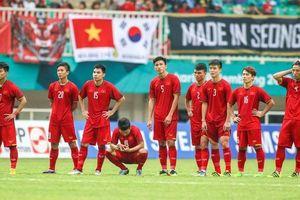 Thành tích kém bất ngờ của U23 Việt Nam trước các đối thủ bảng D