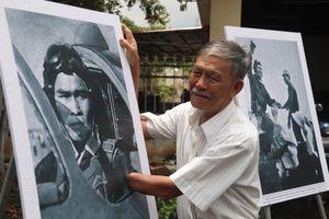 Loạt ảnh tư liệu quý cuộc đời anh hùng phi công huyền thoại Nguyễn Văn Bảy
