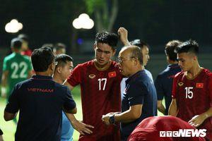 10 năm qua, U23 Việt Nam chưa từng thắng đối thủ ở chung bảng U23 châu Á 2020