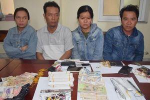 Khởi tố, bắt tạm giam nhóm 'đạo chích' thực hiện hơn 20 vụ trộm tiền công đức ở Hà Tĩnh