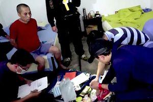 Không dẫn độ nhóm thuê xưởng sản xuất ma túy ở Kon Tum qua Trung Quốc