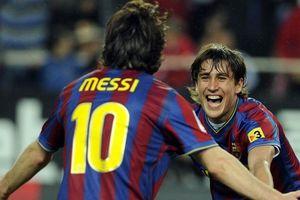 Bojan Krkic thất bại vì theo đuổi hình bóng Messi