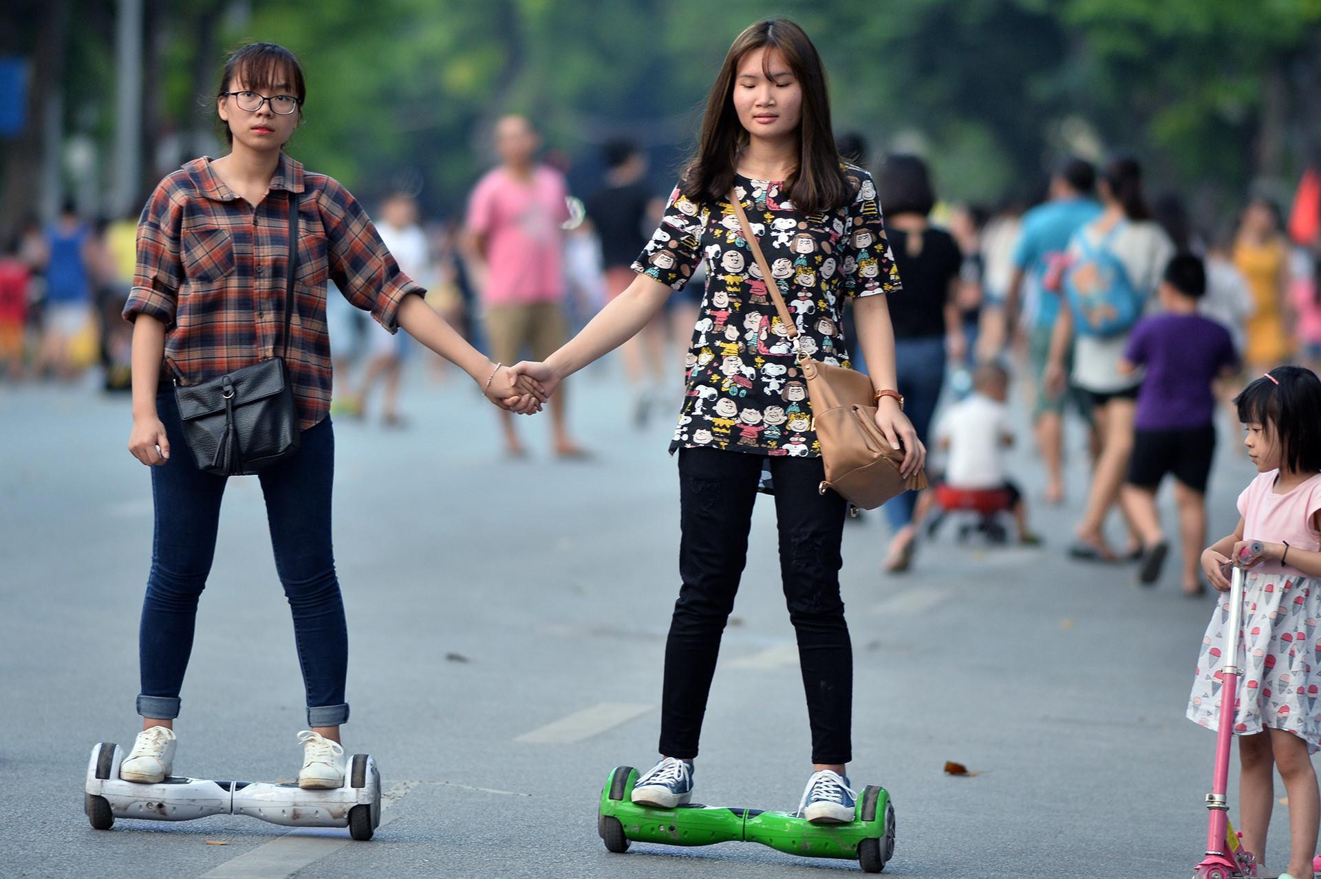 Hà Nội đề xuất cấm ôtô, xe máy lưu thông quanh hồ Hoàn Kiếm