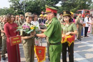 Quận Hoàng Mai: Hưởng ứng ngày toàn dân phòng cháy chữa cháy