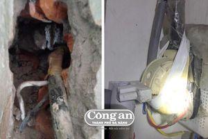 Phát hiện nhiều hành vi trộm cắp điện với sản lượng lớn