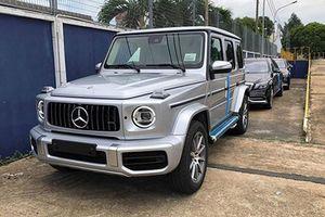 Mercedes-AMG G63 2019 chính hãng hơn 10 tỷ cập bến VN