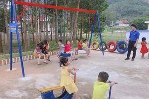 Chung tay xây dựng nhiều hoạt động thiết thực hỗ trợ trẻ em nghèo