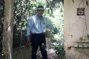 Kỳ án 'ngang ngược' xây nhà vệ sinh chắn lối vào nhà người khác