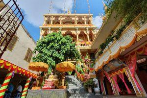Ngôi chùa che chở những sinh viên nghèo hiếu học
