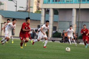Đội tuyển Việt Nam thua đàn em U22 sau loạt đá penalty