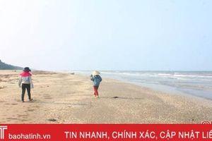 Biển Lộc Hà không còn hiện tượng cá chết dạt vào bờ