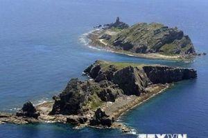 Nhật Bản: Máy bay ném bom Nga, Trung Quốc tiếp cận quần đảo Senkaku