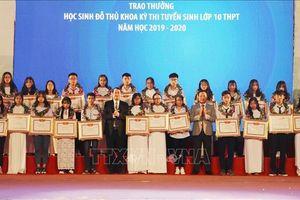 Quỹ Khuyến học, khuyến tài Đinh Bộ Lĩnh 2019 vinh danh 227 học sinh, sinh viên