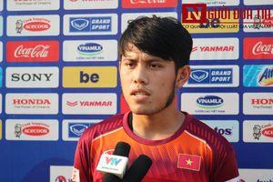 Cầu thủ mới được gọi vào đội tuyển phân tích sức mạnh của ĐT Malaysia và quyết tâm chiến thắng