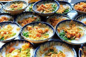 Ăn mệt nghỉ với những món ăn 'chén chồng chén, đĩa chồng đĩa' cao chất ngất