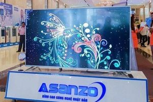 Tập đoàn Sharp yêu cầu Hải quan làm rõ nguồn gốc hàng hóa của Asanzo