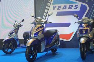 Động cơ Blue Core trên xe tay ga Yamaha chỉ 'ngửi' xăng như xe số