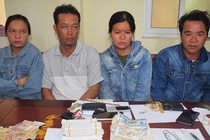 4 kẻ đột nhập hàng chục đền chùa trộm hơn 150 triệu tiền công đức