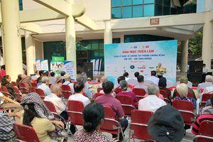 Tuần lễ quốc tế phòng chống bệnh Nội tiết - Đái tháo đường năm 2019 diễn ra tại trung tâm triển lãm Vân Hồ