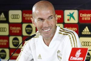 Atletico - Real: HLV Zidane tự tin đòi nợ ở Wanda Metropolitano