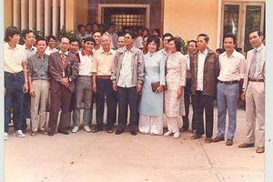 Ký ức khó quên về những ngày làm chuyên gia tại Campuchia