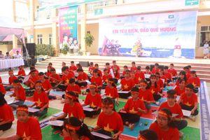 Học sinh Nam Định đấu 'Rung Chuông Vàng', thi tài hiểu biết về biển, đảo