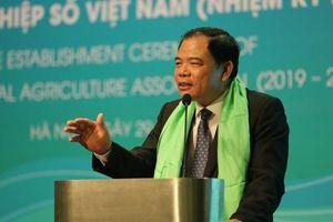 Bộ trưởng Nguyễn Xuân Cường: 'Chưa bao giờ có trào lưu doanh nghiệp đầu tư vào nông nghiệp như bây giờ'