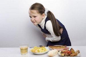 Ngộ độc ở trẻ