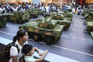 Trung Quốc sắp tham gia hiệp định kiểm soát mua bán vũ khí