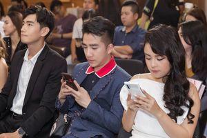 Thái Trinh giải thích việc khóc và bỏ về ở sự kiện có Quang Đăng