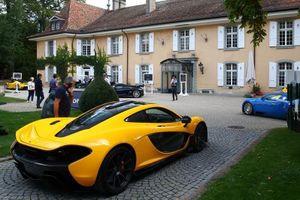 Thụy Sĩ đấu giá 25 siêu xe tịch thu của con trai TT Guinea Xích đạo