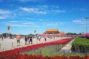 Chất lượng không khí TP Bắc Kinh cải thiện rõ rệt nhờ xử lý ô nhiễm hiệu quả