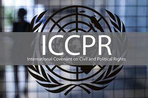 ICCPR điều chỉnh những quyền cơ bản của con người