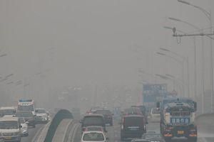 Trung Quốc: Ô nhiễm không khí khiến mức độ hạnh phúc của người dân suy giảm